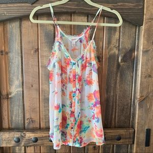 Women's blouse tank